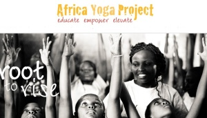 AFRICA YOGA TEACHER