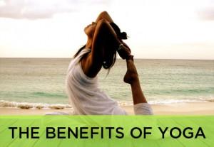 BENEFIT OF YOGA - HEALING YOGA