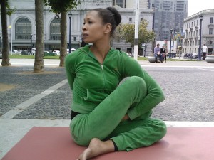 Menstruation and yoga - rajadhiraja yoga - healing yoga