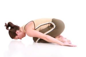 cow-cat-pose Lotus pose - how yoga can help you with depression - healing yoga