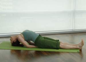 Lotus pose - how yoga can help you with depression