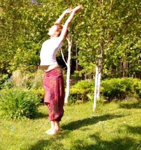 ujavi breathing - celine gamin - healing yoga