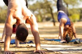 10 yoga poses good for men - heling yoga