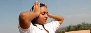 Sukshma Vyayama healing yoga rajadhiraja yoga classes brighton celine gamen